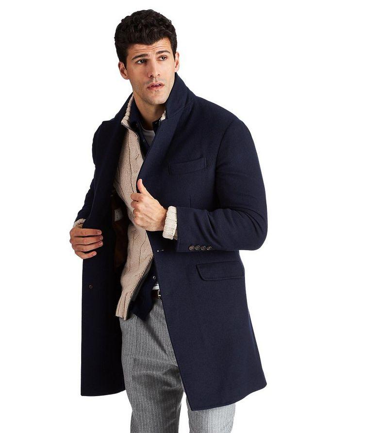Cashmere Coat image 3