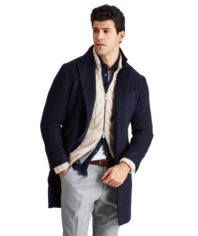 Cashmere Coat picture 1