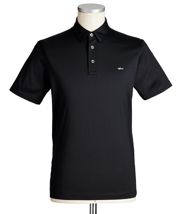 Double Mercerized Organic Cotton Polo picture 1