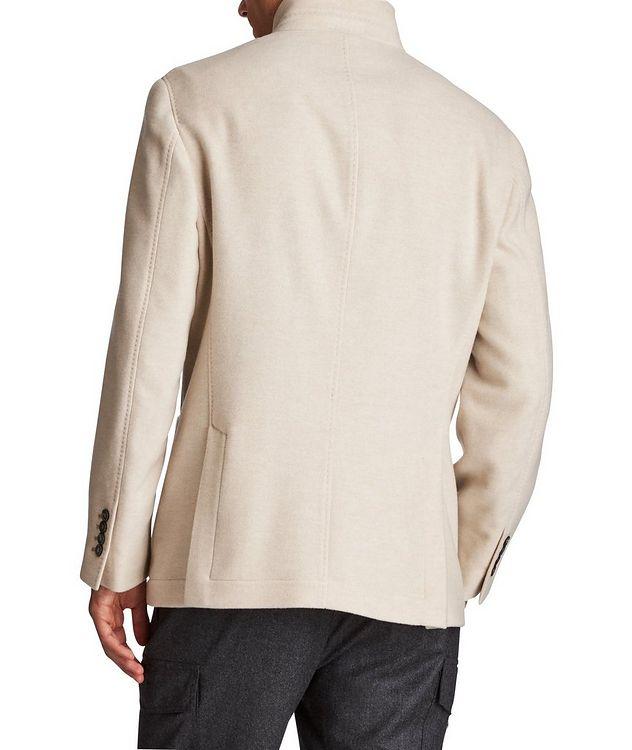 Water-Repellent Cashmere Coat picture 2