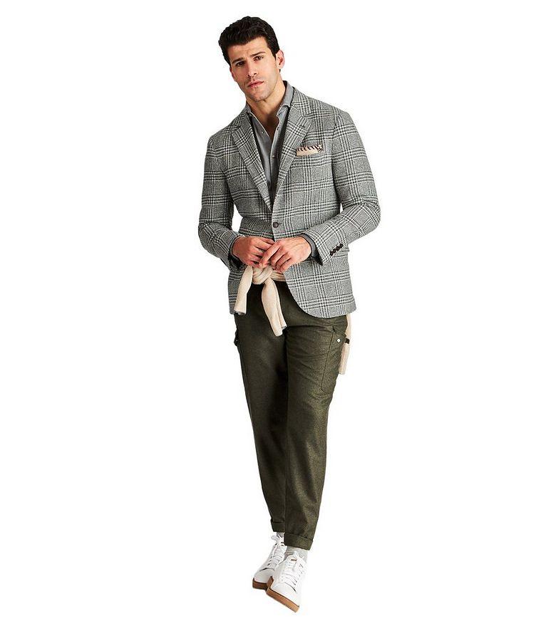 Pantalon à poches cargo de coupe contemporaine image 3