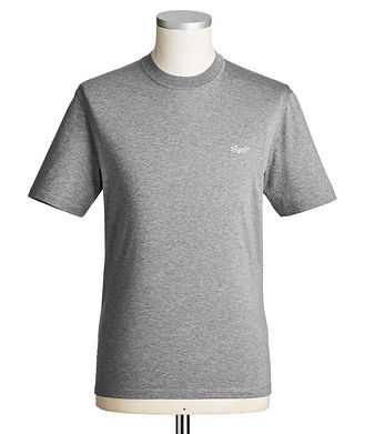 Ermenegildo Zegna Cotton T-Shirt