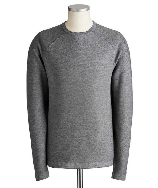 Silk, Cotton & Cashmere Sweater picture 1