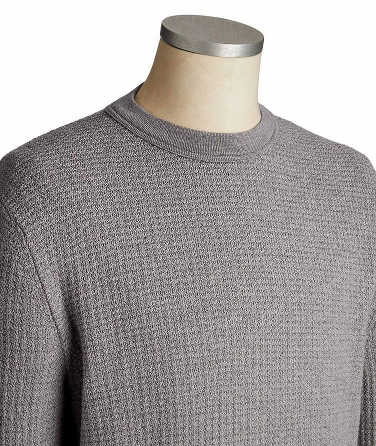 Wool-Cashmere Sweater image 1