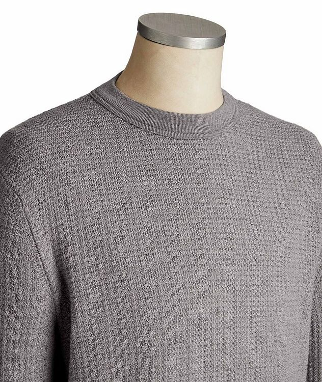Wool-Cashmere Sweater picture 2