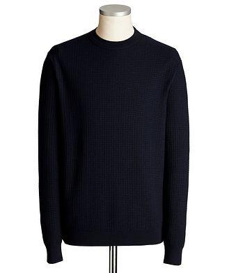 Ermenegildo Zegna Wool-Cashmere Sweater