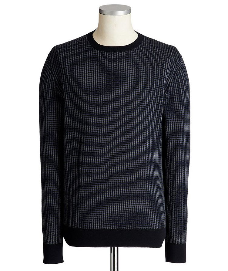 High Performance Wool Sweater image 0