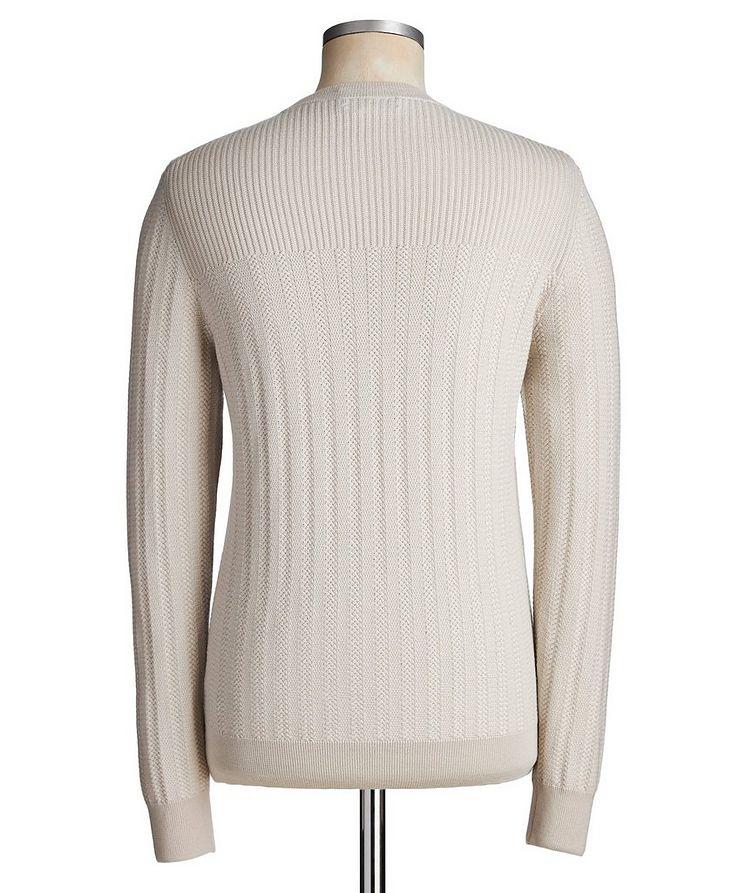Wool-Silk Sweater image 1
