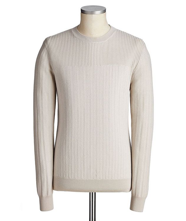 Wool-Silk Sweater picture 1