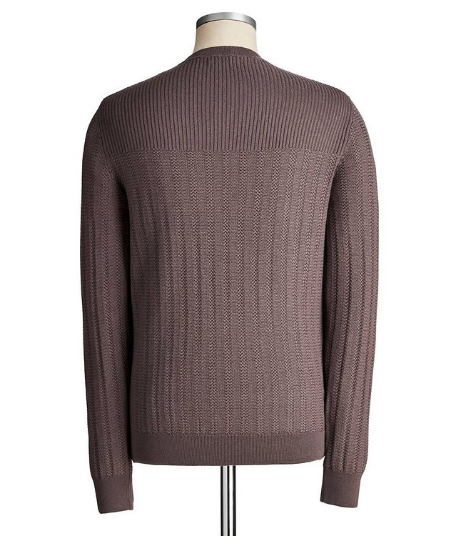 Wool-Silk Sweater picture 2