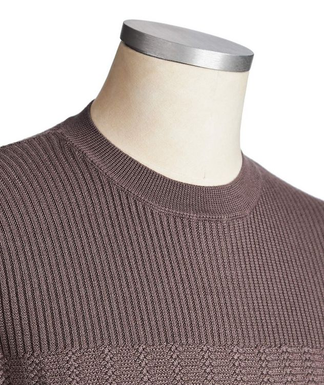 Wool-Silk Sweater picture 3