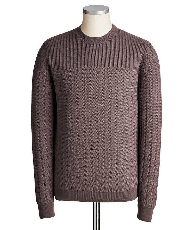 Wool-Silk Sweater image 0