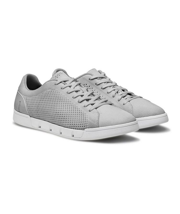 Breeze Tennis Knit Sneakers image 1