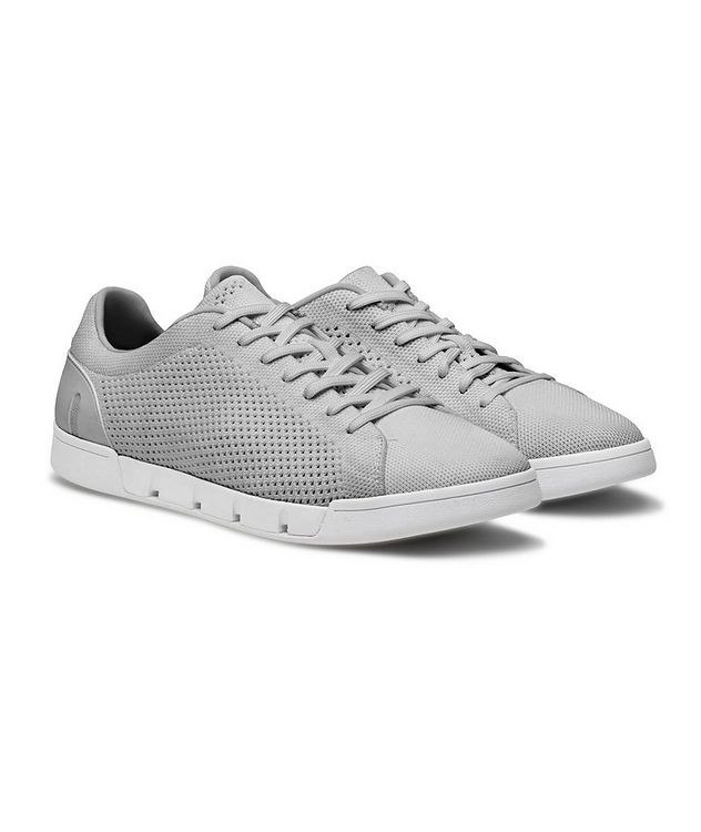 Breeze Tennis Knit Sneakers picture 2