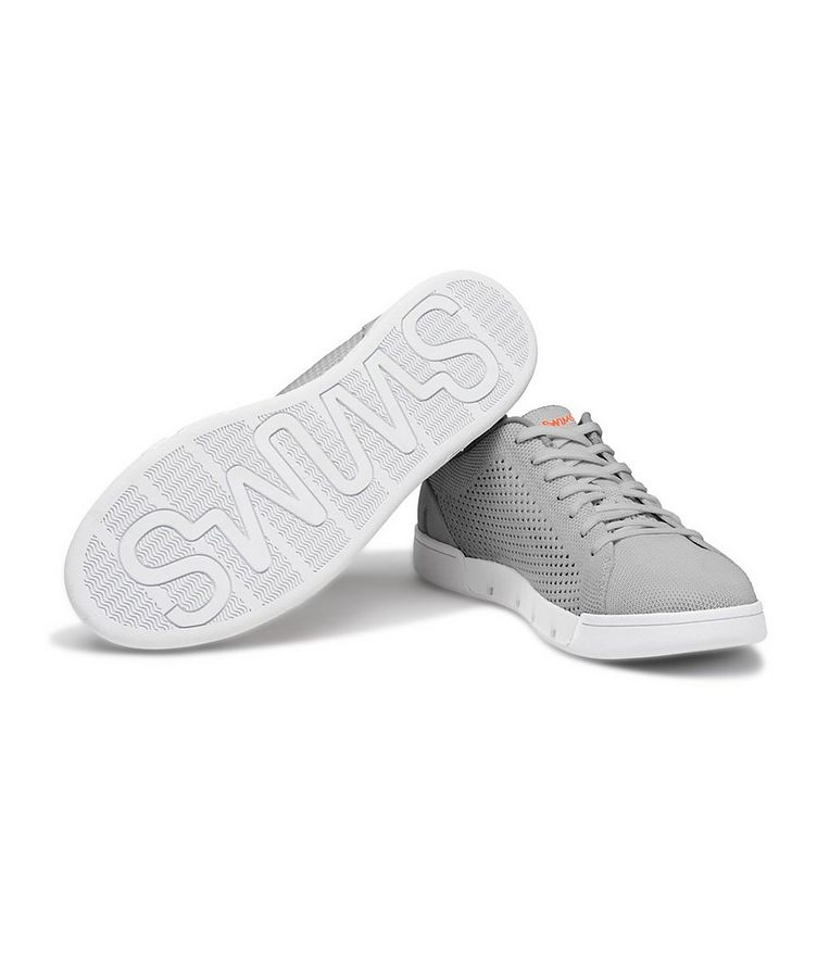 Breeze Tennis Knit Sneakers image 3