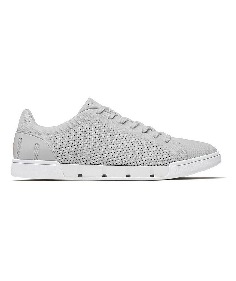 Breeze Tennis Knit Sneakers image 0