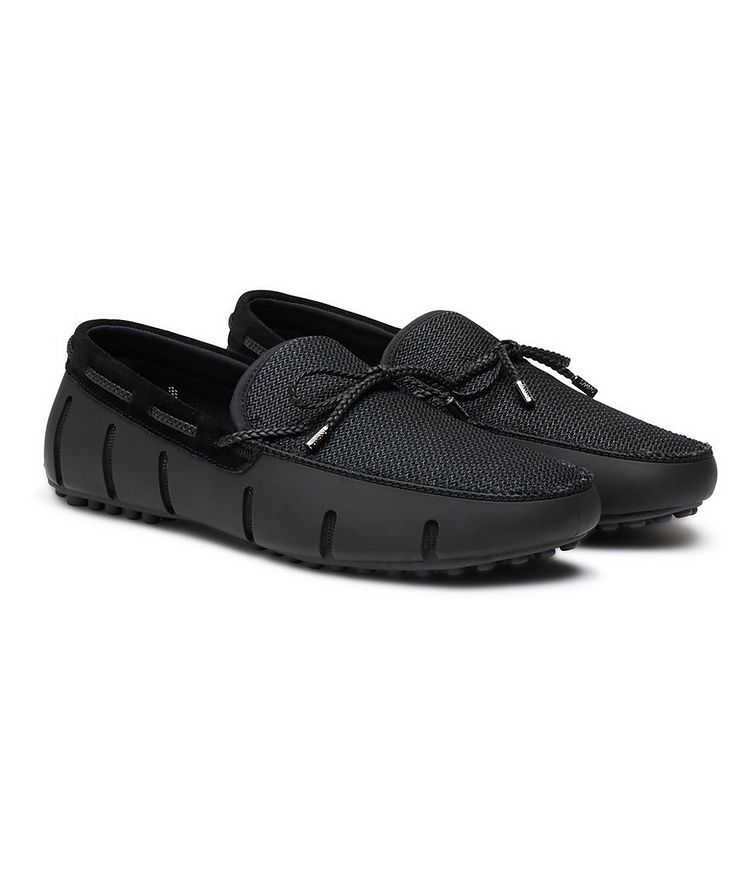 Braided Lace Lux Loafer Driver image 1