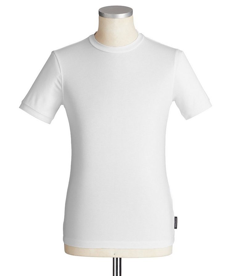 Stretch-Blend T-Shirt image 0