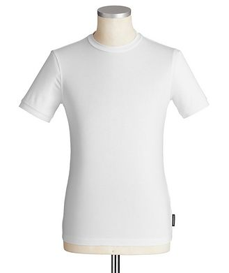 Emporio Armani Stretch-Blend T-Shirt