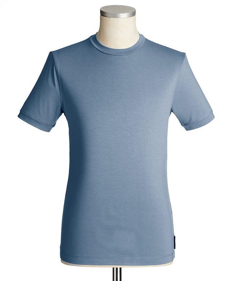 Stretch-Blend T-Shirt image 0
