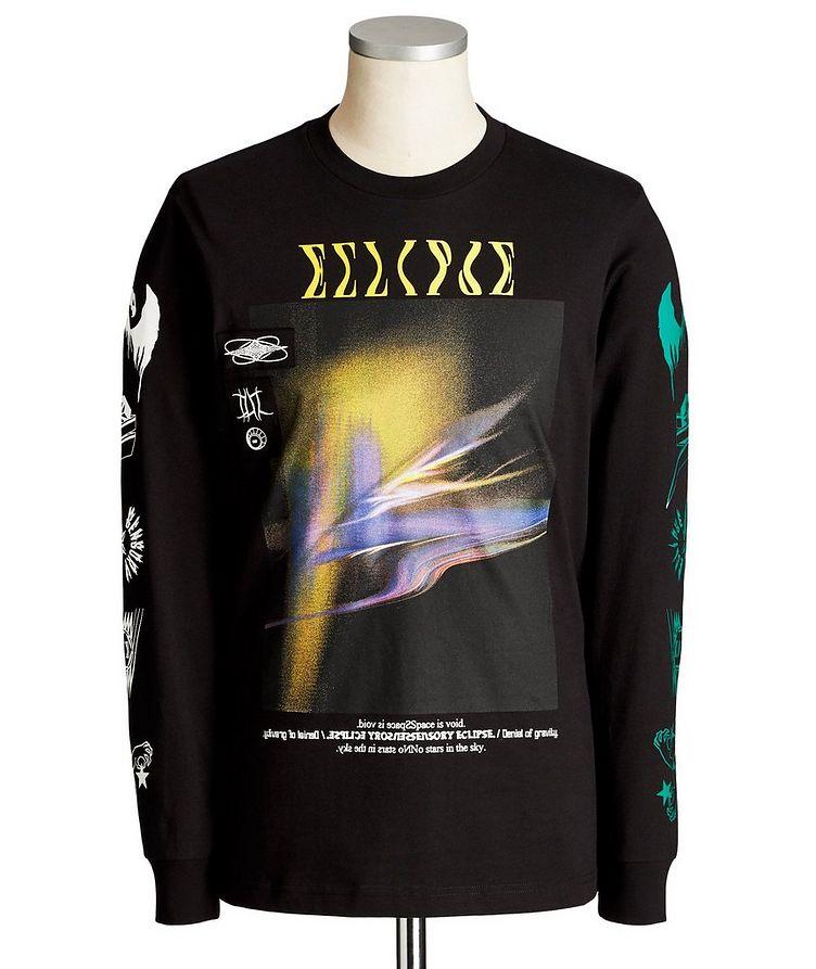 Long-Sleeve Cotton T-Shirt image 0
