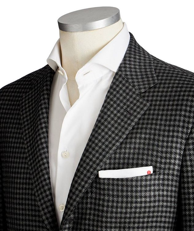 Contemporary Fit Wool-Silk Sports Jacket picture 2