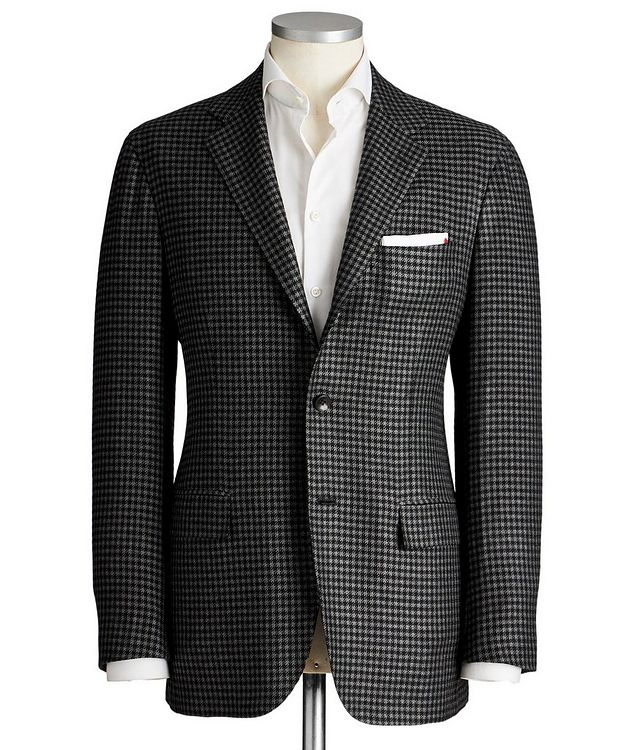Contemporary Fit Wool-Silk Sports Jacket picture 1