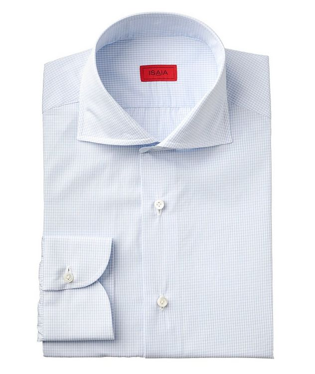 Contemporary Fit Striped Dress Shirt picture 1