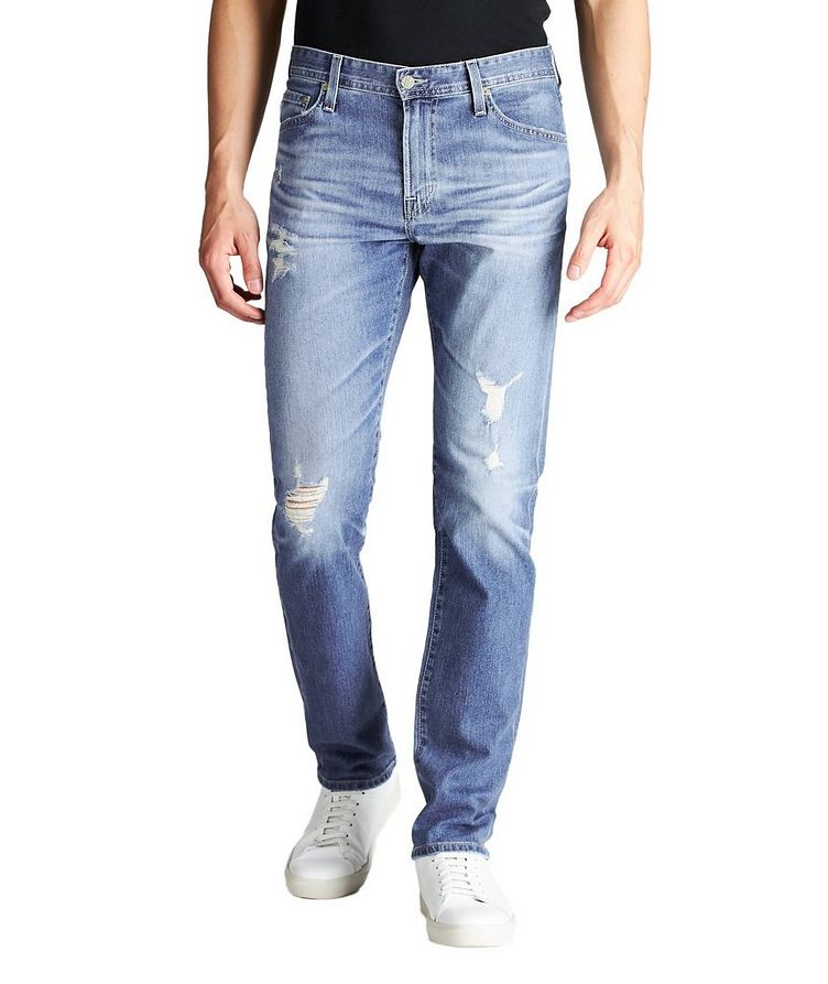 The Everett Slim Straight Jeans image 0