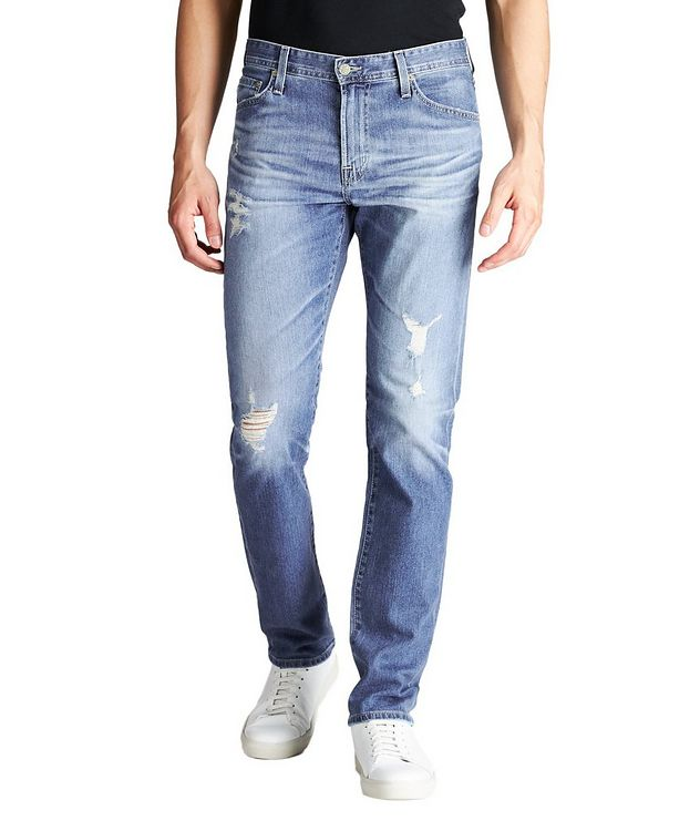 The Everett Slim Straight Jeans picture 1