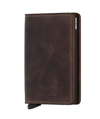 Secrid Vintage Leather Slimwallet