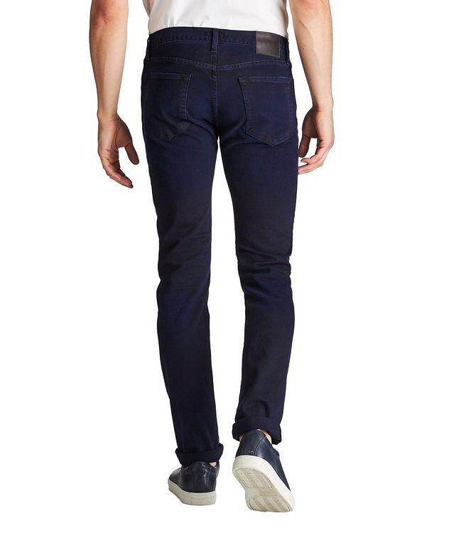 Finn Slim Fit Stretch-Cotton Jeans picture 2