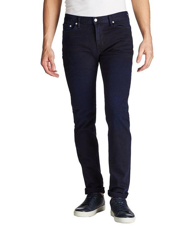 Finn Slim Fit Stretch-Cotton Jeans picture 1