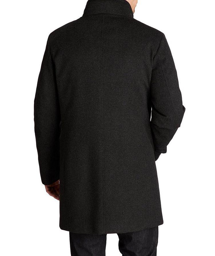 Manteau Bond imperméable en cachemire et duvet image 1