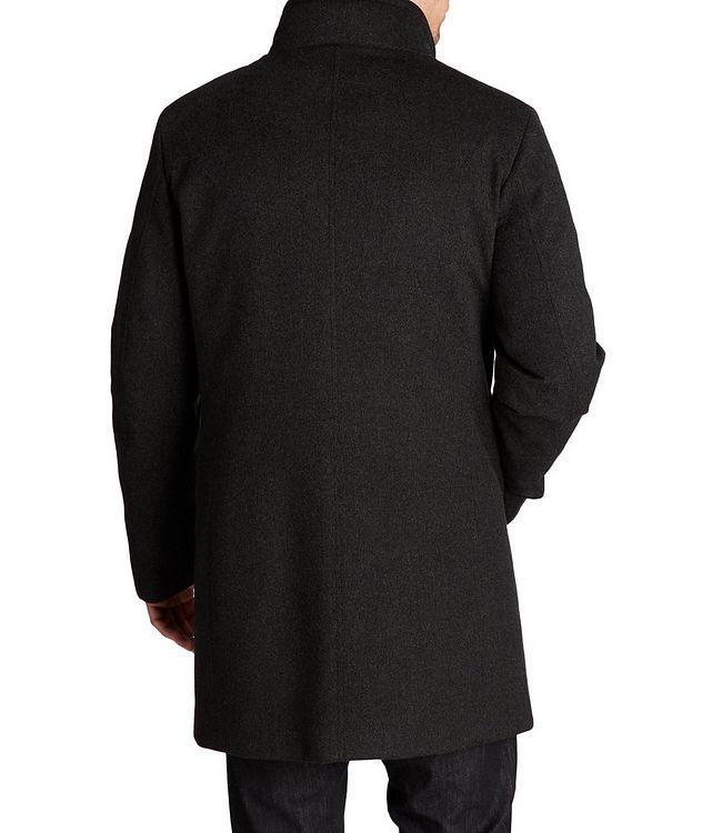 Manteau Bond imperméable en cachemire et duvet picture 2
