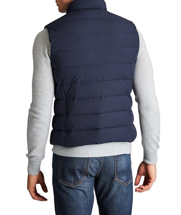 Oliver Quilted Down Vest picture 2