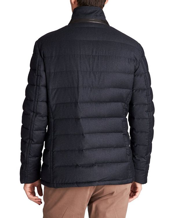 Zayn Wool-Cashmere Down Jacket picture 2