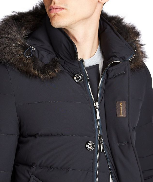 Moresco Water-Resistant Down Jacket picture 3