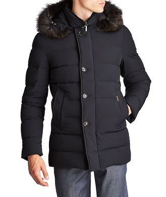 Moorer Moresco Water-Resistant Down Jacket