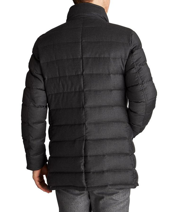Quilted Wool-Cashmere Jacket image 1