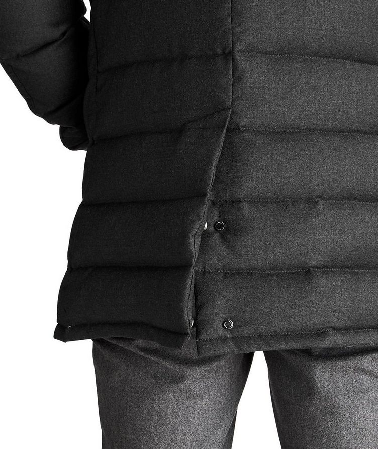 Quilted Wool-Cashmere Jacket image 3