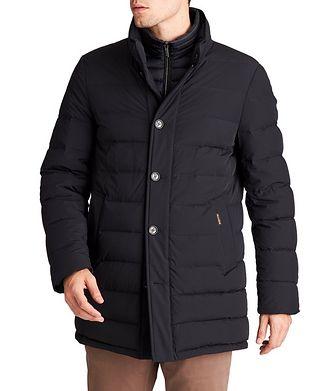 Moorer Calegari Water-Resistant Down Jacket