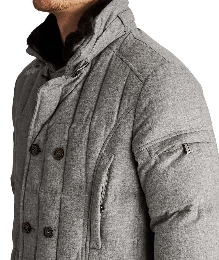 Siro Rain System® Quilted Cashmere Jacket image 2