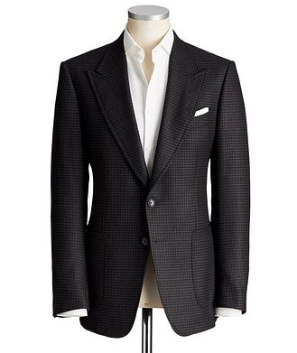 TOM FORD Shelton Houndstooth Sports Jacket
