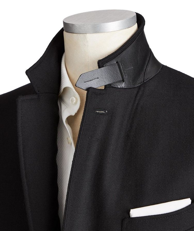 Fall Atticus Wool-Silk Sports Jacket image 1