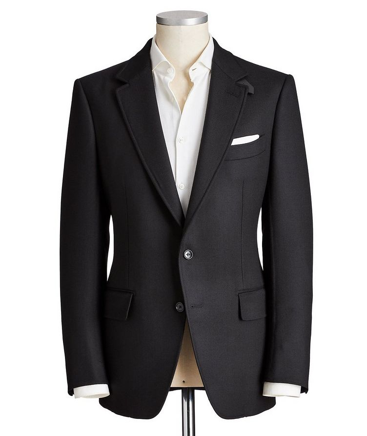 Fall Atticus Wool-Silk Sports Jacket image 0