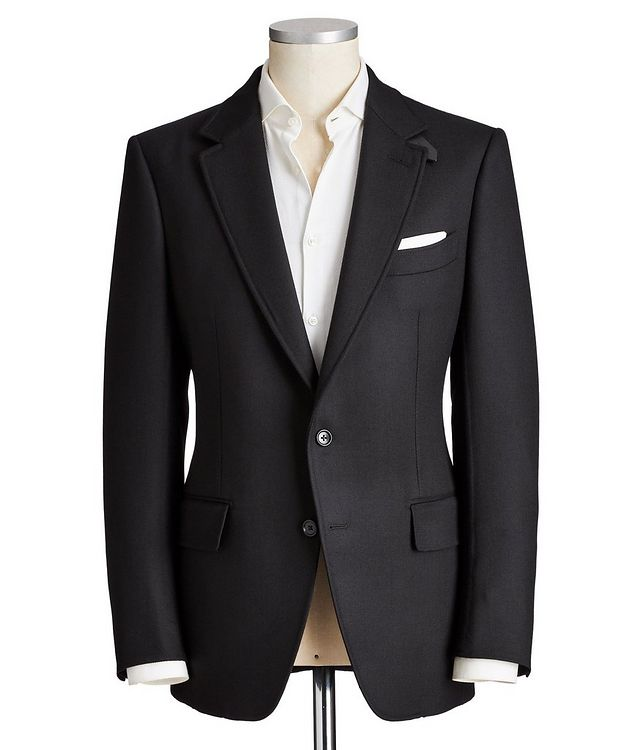 Fall Atticus Wool-Silk Sports Jacket picture 1