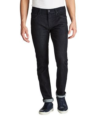 7 For All Mankind Jean Paxtyn en coton extensible de coupe amincie