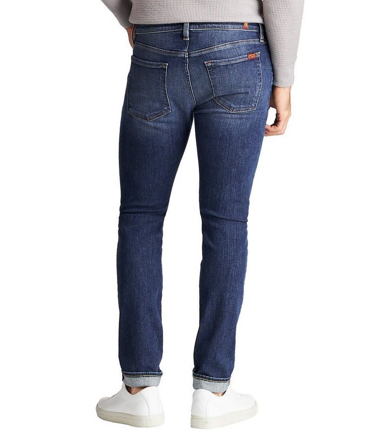 Paxtyn Skinny Fit Luxe Sport Jeans image 1