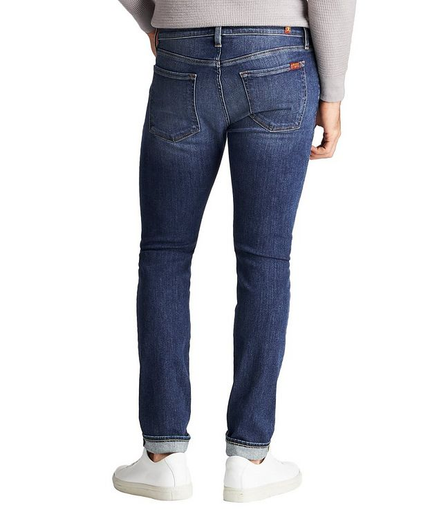 Paxtyn Skinny Fit Luxe Sport Jeans picture 2